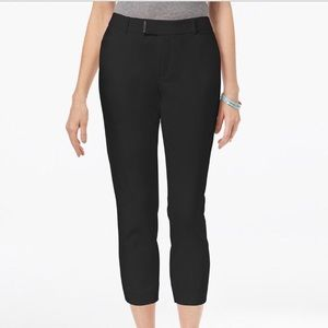 Charter Club Embellished Cropped Pants